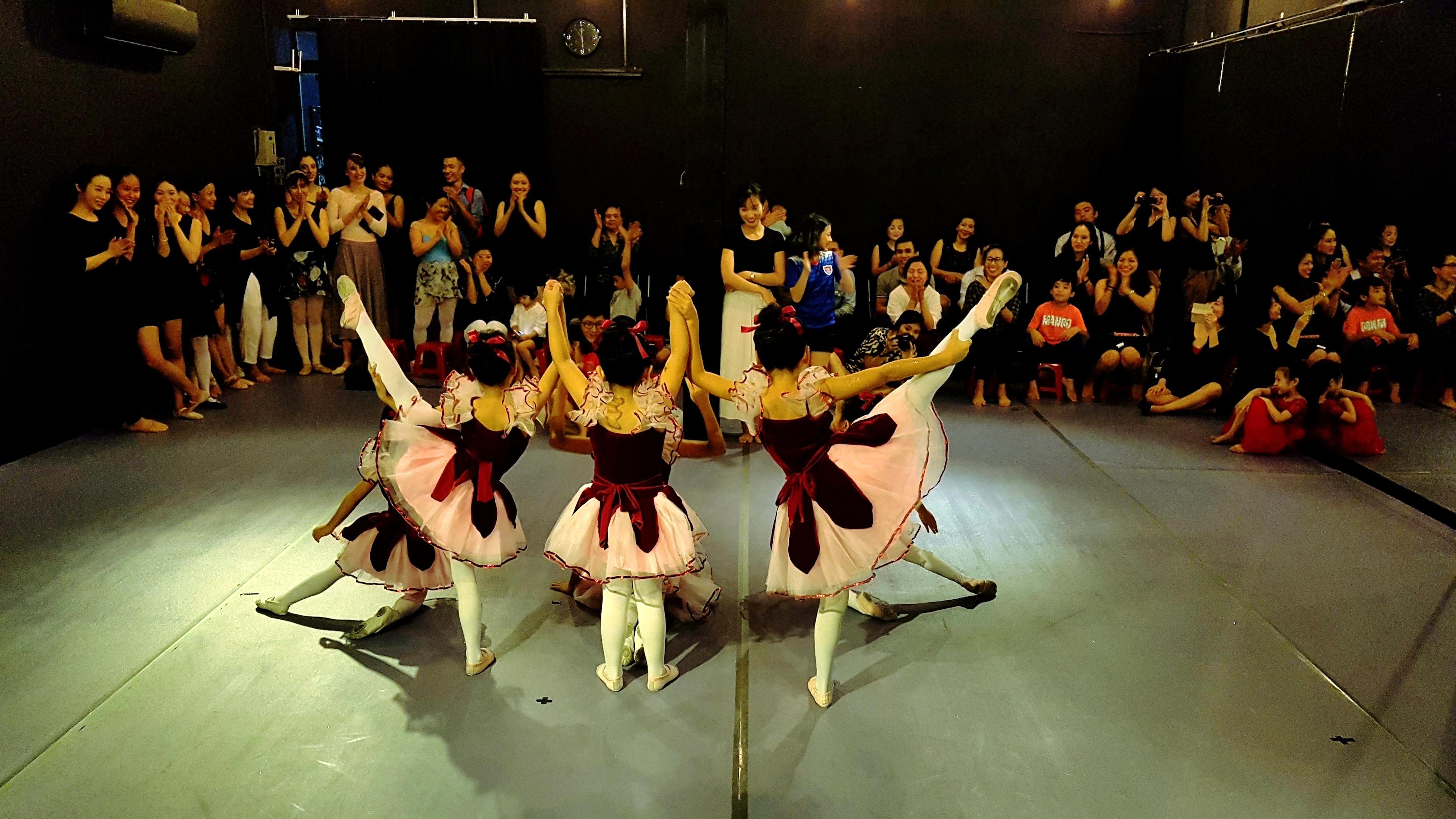 Biểu diễn - Ballet Kid 3 - Lê Kiên Trung (2)
