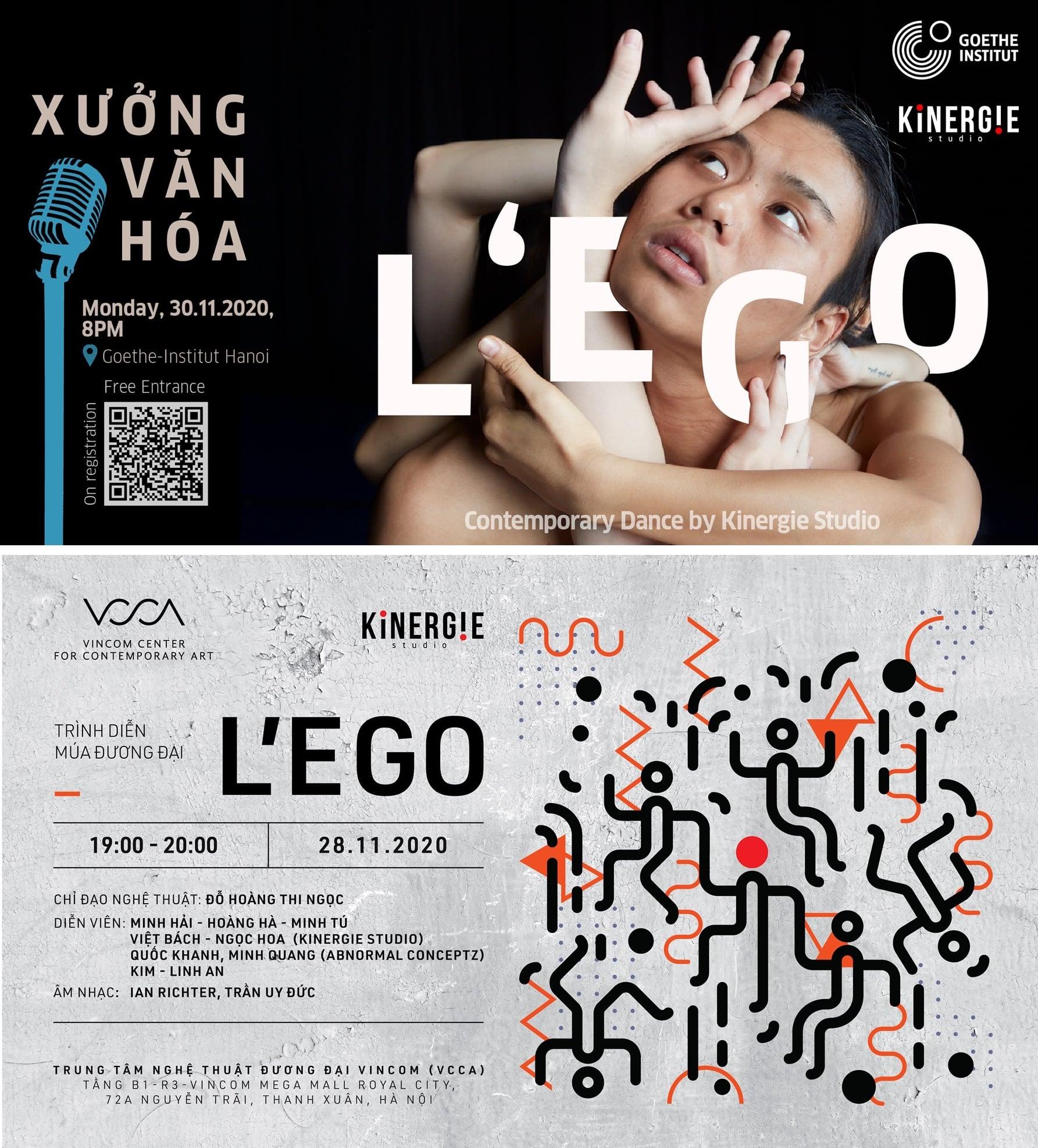 Kinergie.L'EGO - VCCA - Goethe Institut -11.20